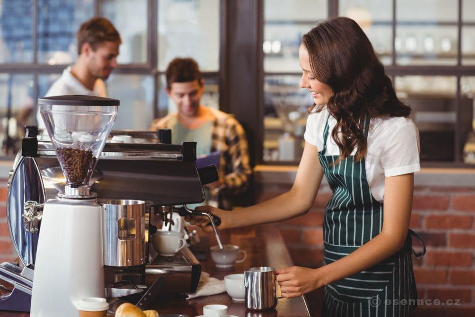 14. Kurz kávy - Universita del Caffe