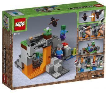 LEGO® Minecraft Jeskyně se zombie