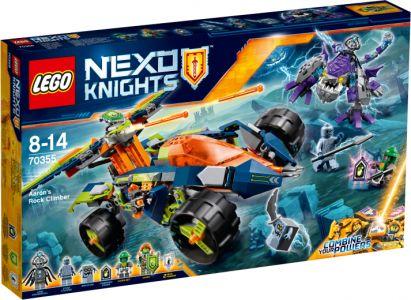 LEGO® NEXO KNIGHTS™ Aaronův vůz Horolezec