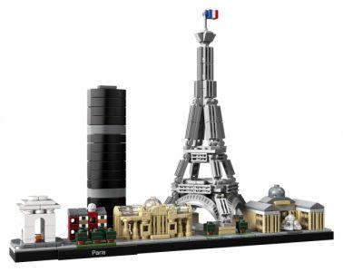 LEGO® Architecture Paříž
