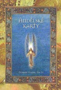 Andělské vykládací karty pro spirituální večery