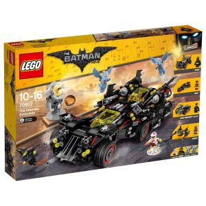 LEGO® BATMAN movie Úžasný Batmobil