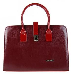 Luxusní kožená kabelka
