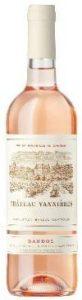 Chateau Vanniéres Bandol Rosé 2016 (0,75l 13,5%) - prémiové růžové víno
