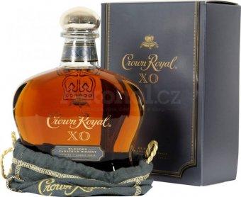 Crown Royal XO 0,7l 40% - Nejlepší kanadská whisky