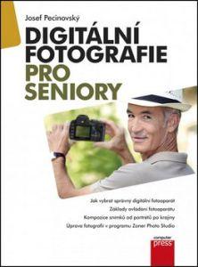 Kniha Digitální fotografie pro seniory