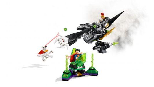 LEGO® Super Heroes Superman™ a Krypto™ se spojili