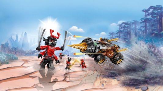 LEGO® Ninjago Coleův razicí vrták