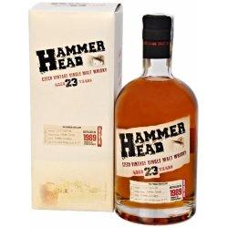 Hammer Head Whisky 23y 0,7l 40,7% - Nejlepší česká whisky