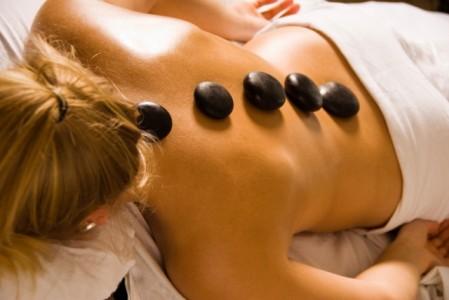 Relaxační havajská masáž