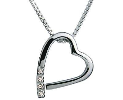Náhrdelník s diamanty