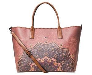 Luxusní kabelka Desigual vhodná na nákupy i pracovní schůzku