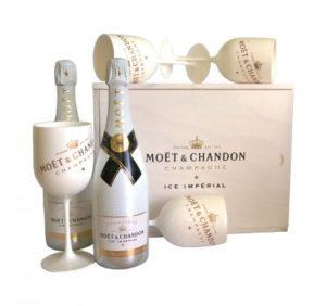 Moët & Chandon ICE Impérial (2×0,75l 12%) - šampaňské dárkové balení