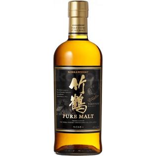 Nikka Taketsuru Pure Malt 0,7l 43% - Nejlepší japonská whisky