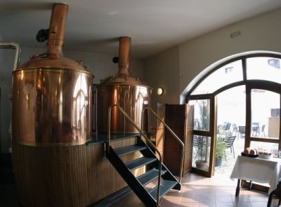 Prohlídka pivovaru s degustací