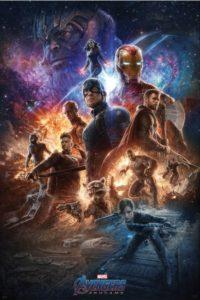 Plakát oblíbeného filmu / seriálu