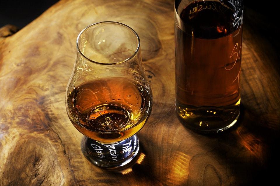 Rum Sklenice