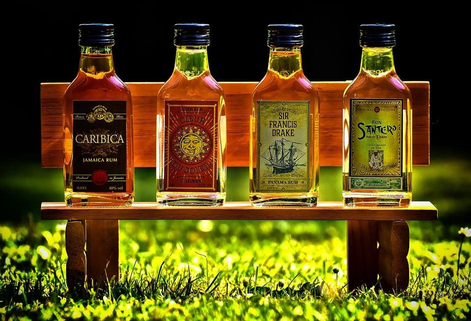 Značky rumu