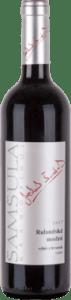 Šamšula Rulandské Modré GRAND PINOT Výběr z hroznů 2017 (0,75l 13,5%) - červené víno cena/kvalita