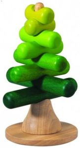 Montessori Skládací strom pro nejmenší
