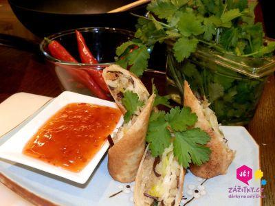 Thajská kuchyně – staňte se exotickým šéfkuchařem