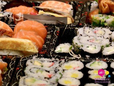 Japonská kuchyně a umění sushi
