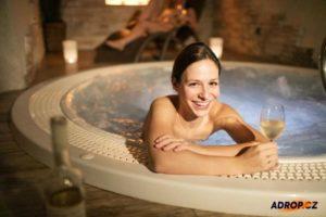 Víkendový relaxační pobyt ve wellness