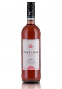 Vintense Syrah (0,75l 0%) - nealkoholické víno