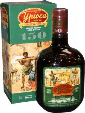 Ypióca 150 - nejlepší brazilský rum